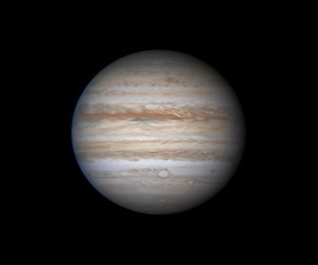 Jupiter 2020-05-13 18:29 UT,                                Darren (DMach)