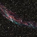 East Veil Nebula NGC6992 C33,                    Bob Mimiaga