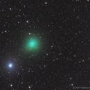 Comet 41P/Tuttle–Giacobini–Kresák,                                ashley