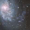 Messier 33,                                Adrie Suijkerbuijk