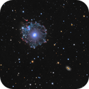 NGC6543 - The Cat's Eye,                                Jason Guenzel