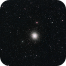 M13: The Great Globular in LRGB - First simple test of my new portable rig...,                                Patrick Cosgrove