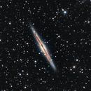 NGC 891,                                Michael Lewis