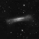 NGC 3628 Luminance Data,                                Hobby Astronomer