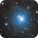 Star ηTau in M45,                                Martin Luther