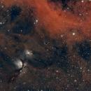 Messier 78 and Barnard Loop,                                Alfredo Beltrán