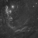 IC59/63 Gamma Cas - deep, deeper, deepest...,                                Andre van der Hoeven