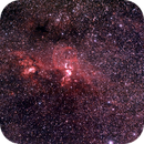 NGC 3576,                                Keith