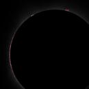 Total Solar Eclipse 2017,                                Keith Hanssen
