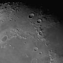 Montes Caucasus and Aristoteles crater,                                Enol Matilla