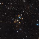 Messier 29,                                James Schrader
