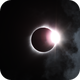 Diamond Ring after totality,                                Charles Bradshaw