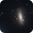 NGC 5866 | So Perfectly Edge-On,                                Kevin Morefield