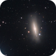 NGC 5866   So Perfectly Edge-On,                                Kevin Morefield