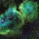 Soul Nebula many hours,                                Caspian Ray