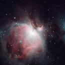M42 - The Orion Nebula,                                Keld Henningsen