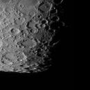 Lunar Surface - Crater Clavius,                                Christian
