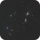 NGC 3166 & NGC 3169,                                Richard H