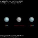 Uranus - October 05, 2019,                                Fábio