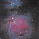 Great Orion Nebula & Running Man,                                Alexander Voigt