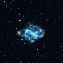 NGC 5189 - Planetary Nebula,                                Yovin Yahathugoda