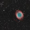 NGC 7293 - Helix Nebula,                                MRPryor