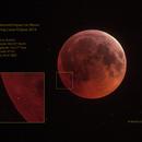 Meteoroid Impact during Lunar Eclipse,                                Robert Eder