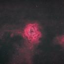 Rosette nebula Ha,                                Mohamed Usama Ismail