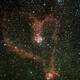 IC 1805 the Heart Nebula,                    RonAdams