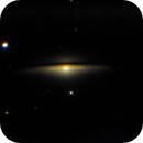 M104 - a good fit,                                Tom Gray