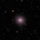 M13 Great Hercules Globular Cluster,                                Roger Menard