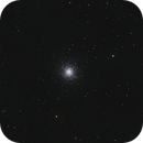 Messier 13 - Great Globular Cluster in Hercules,                    Robert Huerbsch