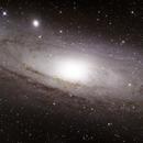 Andromeda Galaxy M31,                                Rolf1981