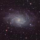 M33 (Trapezium),                                cots