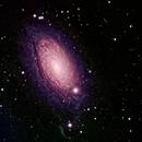 Messier 63,                                David Redwine