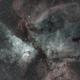 NGC 3372 - Eta Carinae,                                Gustavo Altamirano