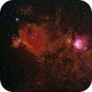 Orion Nebula HSO,                                Thilo Frey