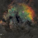 NGC7822 - Sadr Espagne,                                Julien Bourdette