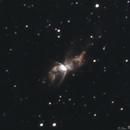 Butterfly Nebula - NGC 6302,                                Bruce Rohrlach