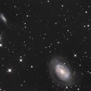 NGC4725 NGC4747,                                Juergen