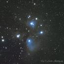 Pleiades, M45,                                raf2020