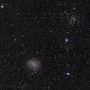 NGC 6946 and NGC 6939,                                tobiassimona