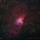 M16, The Eagle Nebula,                                Giorgio Ferrari