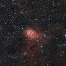 Bubble's neighbor - NGC 7538,                                pirx13