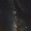 Milky Way Panorama,                                JDJ