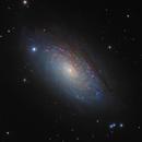 M63 (LRGB + H),                                rhedden