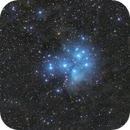M 45 Pleiades,                                herwig_p