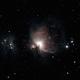 Great Orion M42 & Running Man M43,                                Gideon Golan