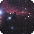 Horsehead Nebula,                                Nirvaein
