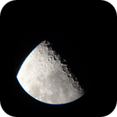 Second attempt at astrophotography,                                Luca Igansi